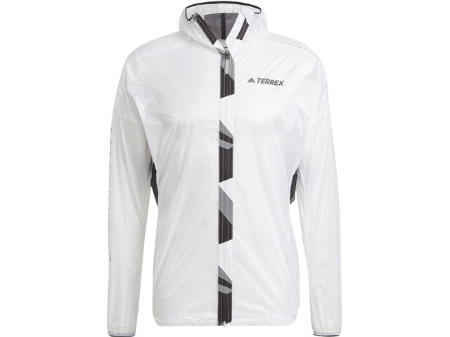 adidas TERREX Agravic TR Pro Windbreaker Herrer, hvid
